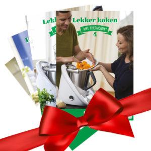 Bundel – 4 edities 'Lekker koken' NL