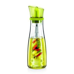 Bouteille d'huile avec infuseur