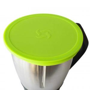 Couvercle en silicone pour bol de mixage Thermomix