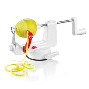 Appel schil- en snijmachine