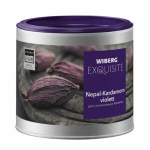 WIBERG – Nepal cardamom violet geheel