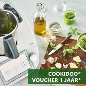 Cookidoo voucher 1 an