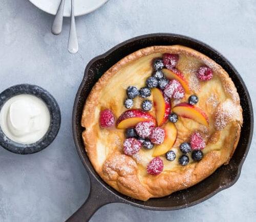 pancakes thermomix recept