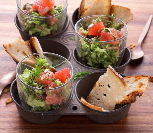 Brocoli salade Thermomix