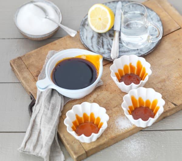 karamelsaus maken
